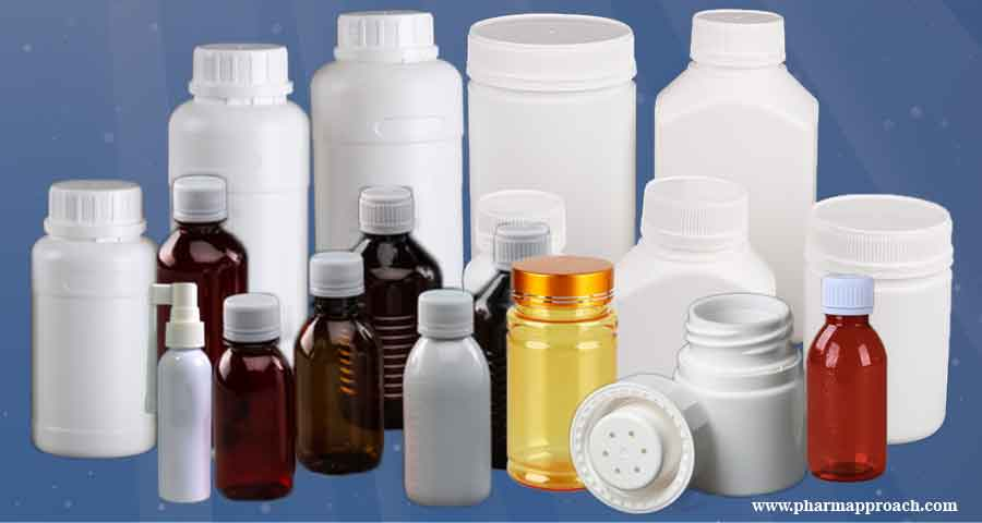 Pictures of Plastic Packaging Systems used in Pharmaceutical industries