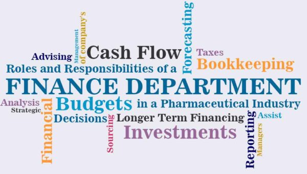 Picture: Roles and Responsibilities of a Finance Department