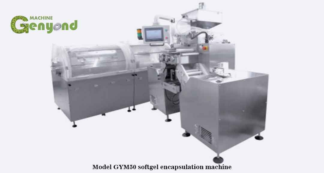 Encapsulating Machine: components of softgel encapsulating machine