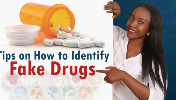 Featured image: How to identify fake drugs