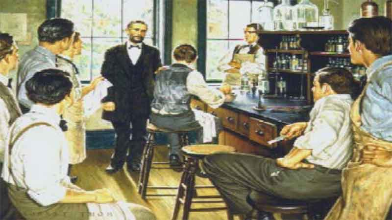 Picture: A Revolution in Pharmaceutical Education
