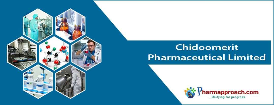Pharmaceutical companies in Nigeria: Chidoomerit Pharmaceutical Ltd