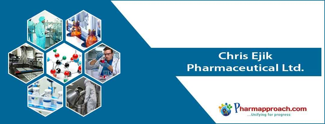 Quality Control Analyst at Chris Ejik Pharmaceutical Limited