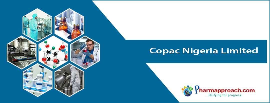 Pharmaceutical companies in Nigeria: Copac Nigeria Limited