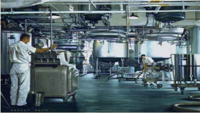 Picture: Pharmaceutical Manufacturing Comes of Age
