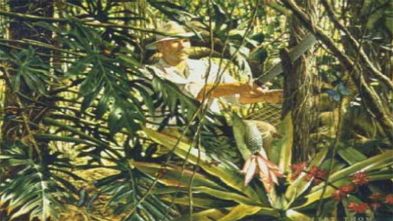Picture: Wresting the Jungle's Secrets