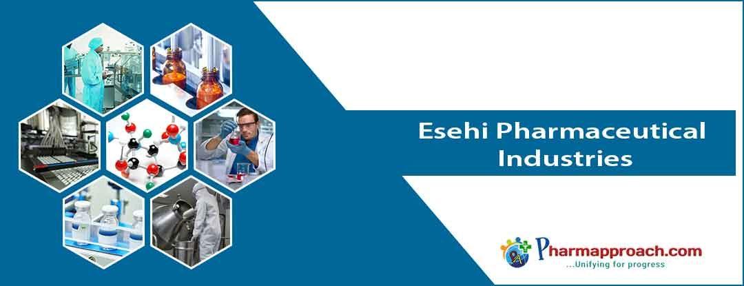 Pharmaceutical companies in Nigeria: Esehi Pharmaceutical Industries