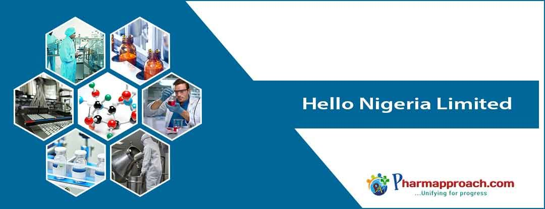 Pharmaceutical companies in Nigeria: Hello Nigeria Limited