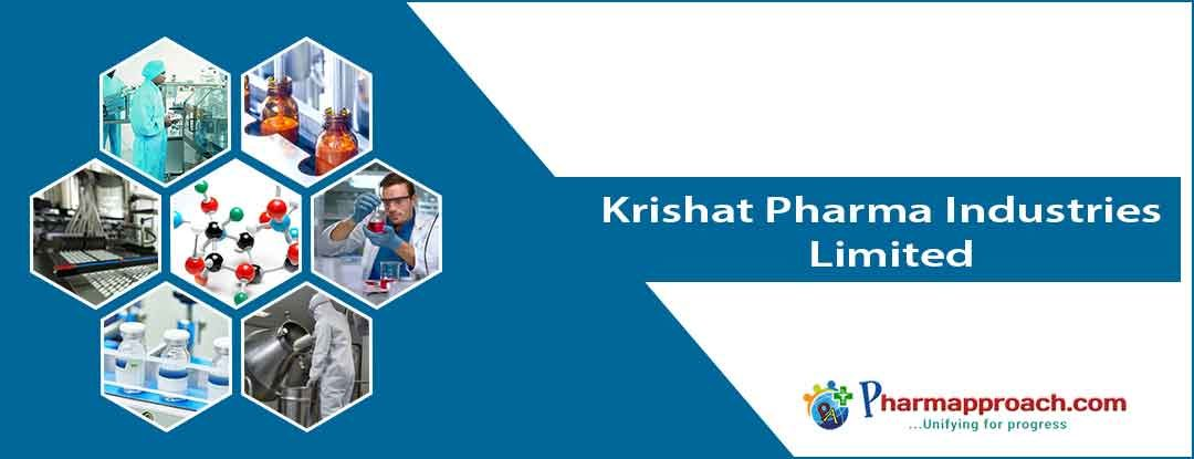 Pharmaceutical companies in Nigeria: Krishat Pharma Industries  Limited