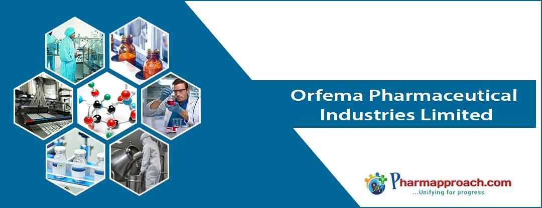 Pharmaceutical companies in Nigeria: Orfema Pharmaceutical Industries Limited