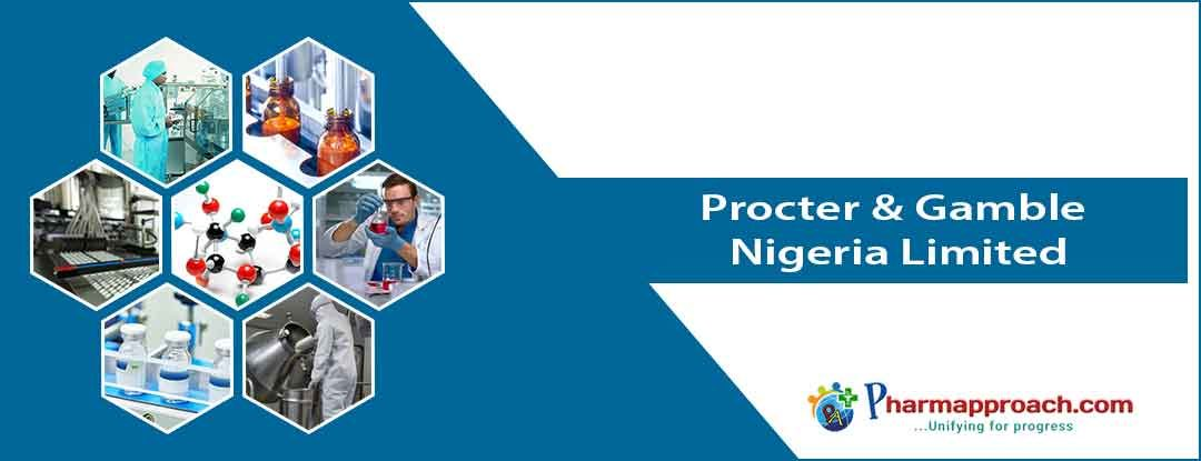 Pharmaceutical companies in Nigeria: Procter & Gamble Nigeria Limited