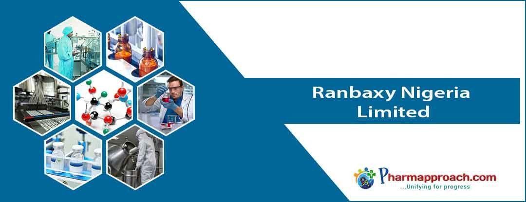 Pharmaceutical companies in Nigeria: Ranbaxy Nigeria Limited