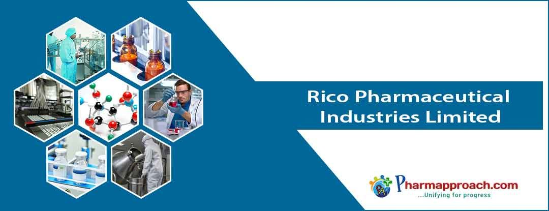 Pharmaceutical companies in Nigeria: Rico Pharmaceutical Industries Limited