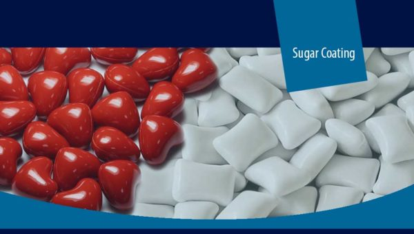 Sugar coating of pharmaceutical dosage form