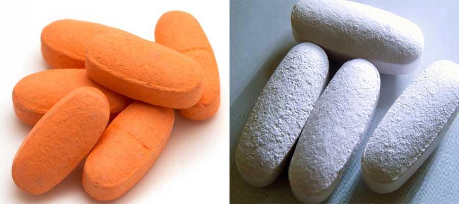 defects in film coating: Orange peel (Excessive roughness)