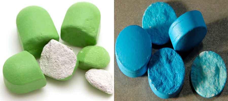 Defects in film coating: Tablet Breakage