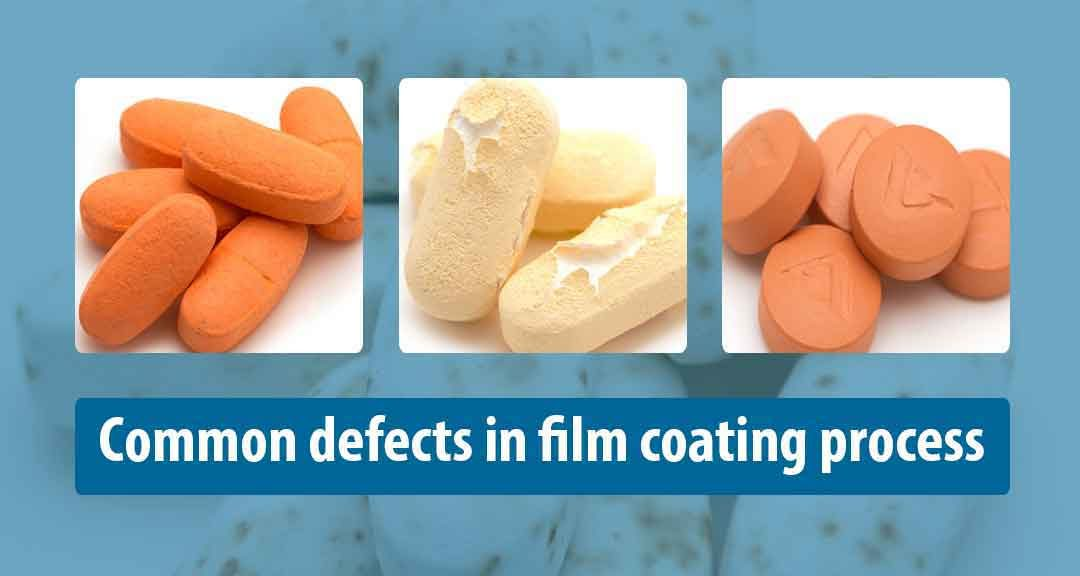Defects in film coating process