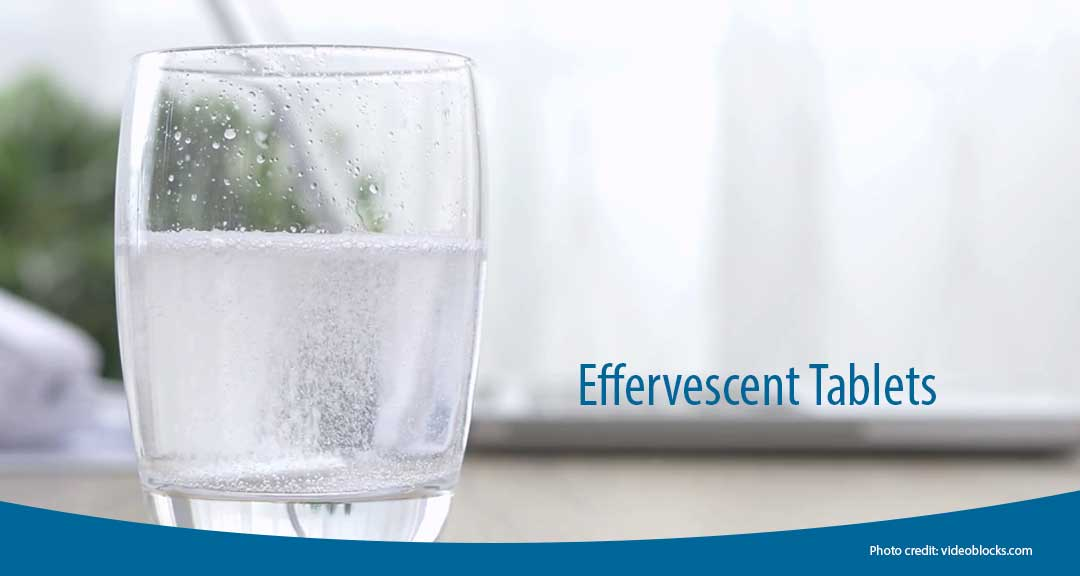 Featured image for effervescent tablets