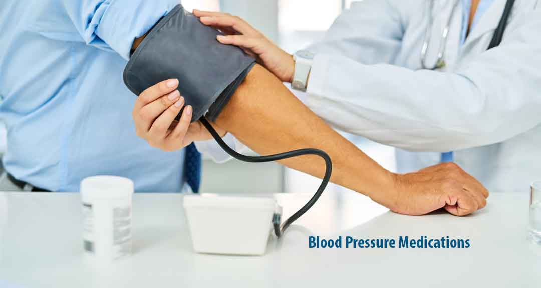 Featured image for blood pressure medications