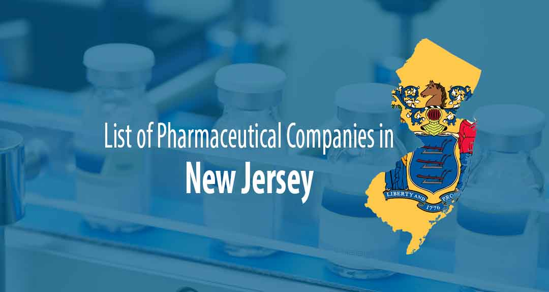 Featured image for Pharmaceutical Companies in New Jersey