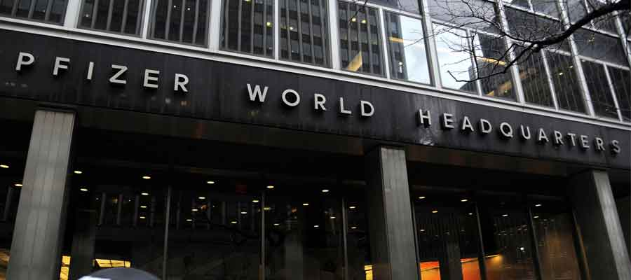 Top 10 Pharmaceutical Companies in the World: Pfizer