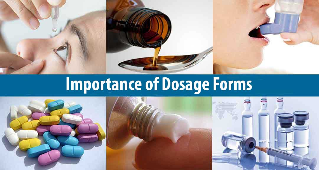 Featured image for importance of dosage forms