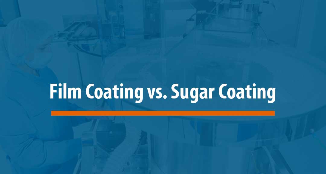 Featured image fordifferences between film coating and sugar coating