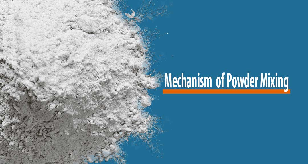 Featured image for Mechanisms involved in the mixing pharmaceutical powders