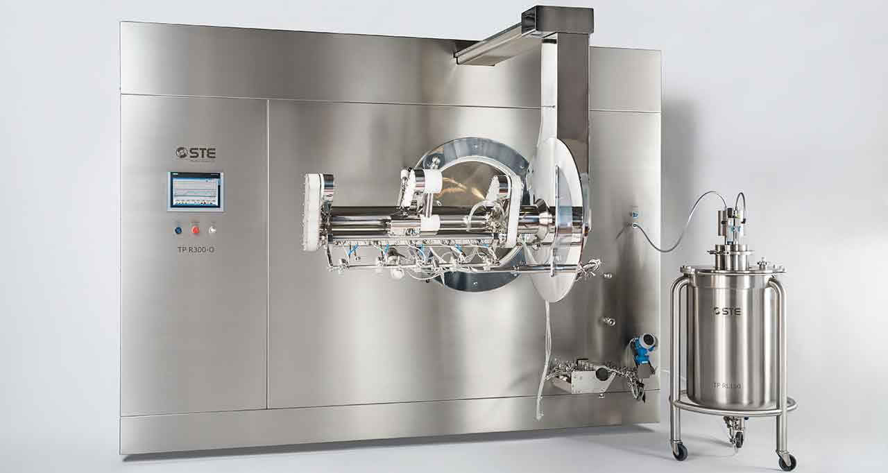 Featured image for Tablet Coating Machine