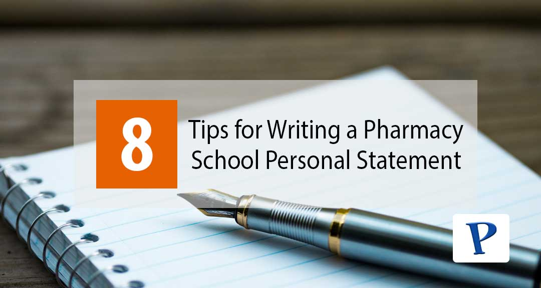 Featured image for 8 Tips for Writing a Pharmacy School Personal Statement